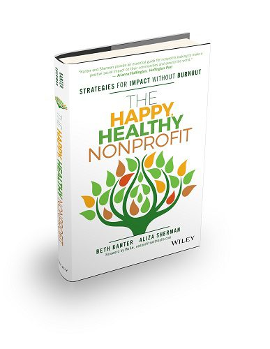 Book Review: The Happy, Healthy Nonprofit