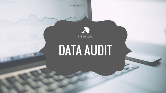 Fresh Idea: Data Audit