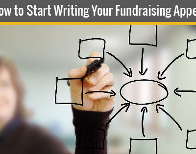 How to Start Writing Your Fundraising Appeal