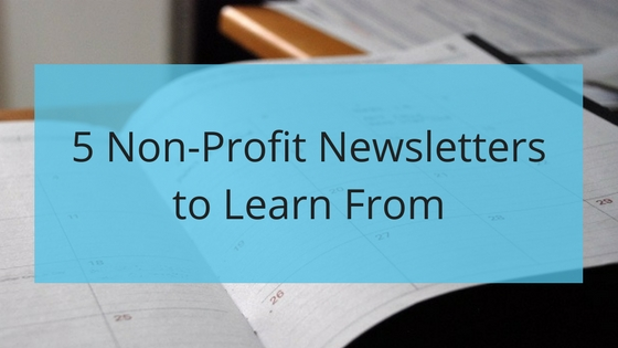 5 Non Profit Newsletters To Learn From The Storytelling Non Profit